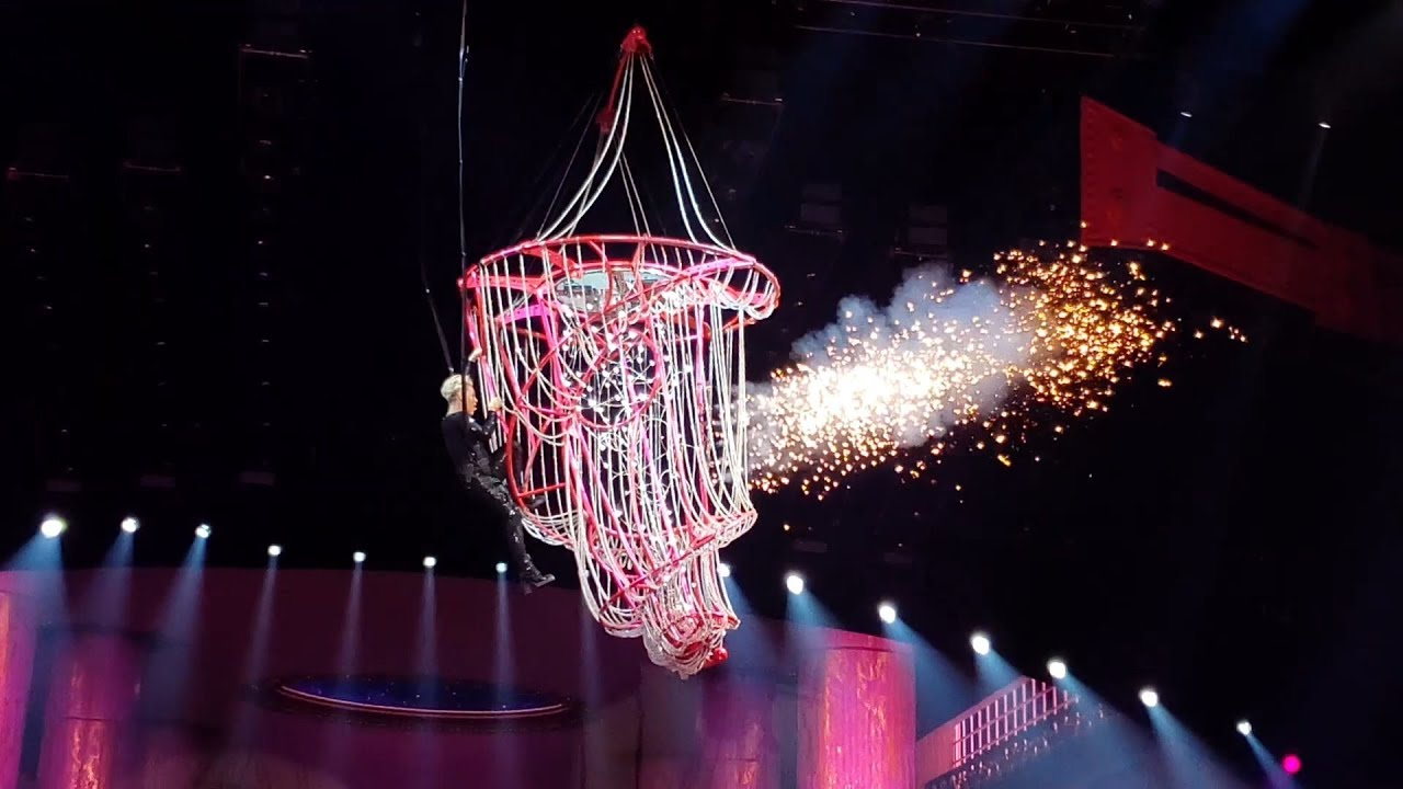 Download P!nk - Get The Party Started (Beautiful Trauma World Tour, Vancouver)