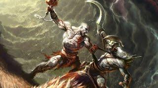 God of War 2 - Titan Mode #4, The Dark Rider