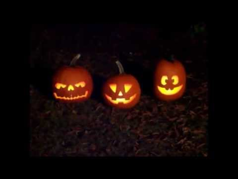 Halloween AtmosfearFX Jack-O'-Lantern Jamboree demo - YouTube