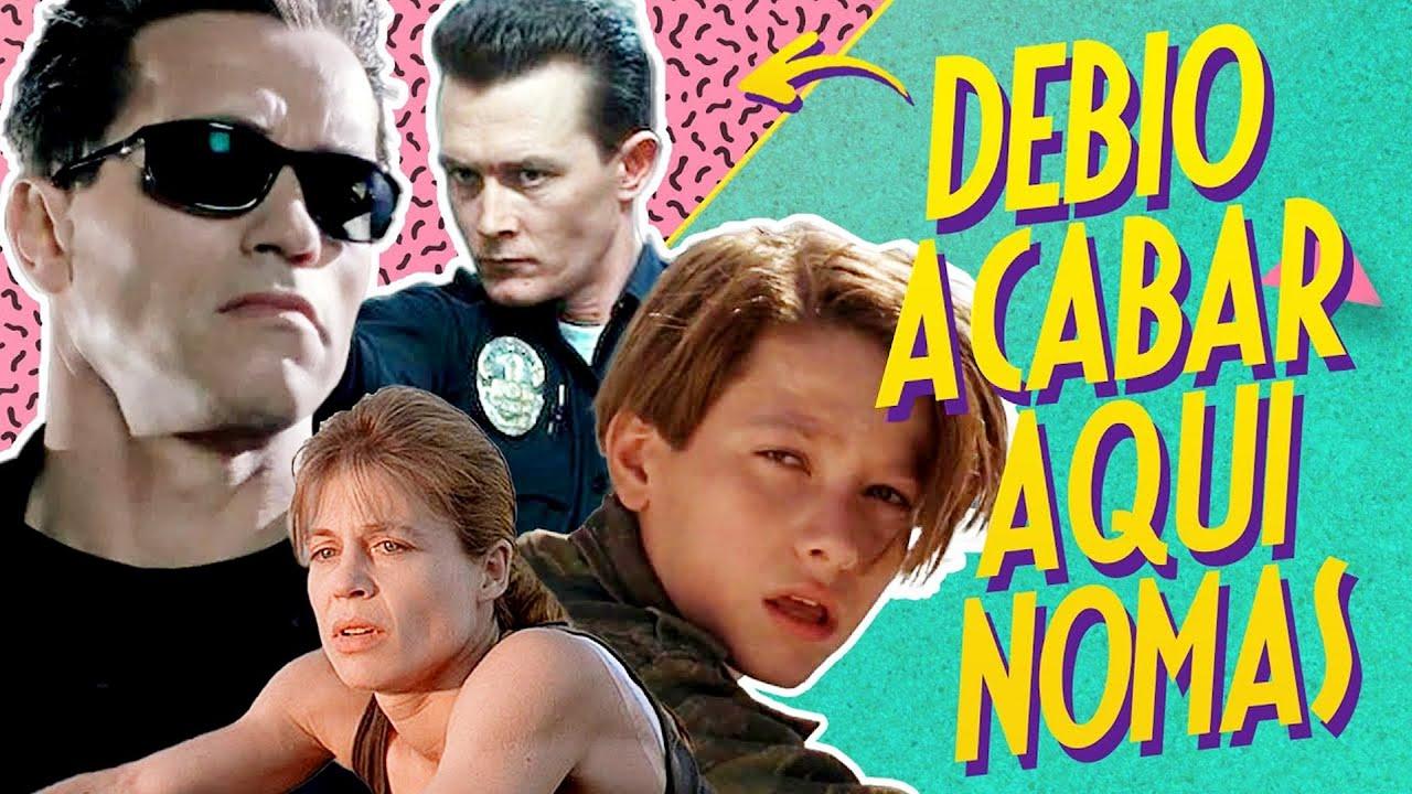 Terminator 2: 9 Datos CURIOSOS que NO sabias 🤖🦾🧑