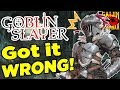 Goblin Slayer LIED About Goblin Culture! - Gaijin Goombah