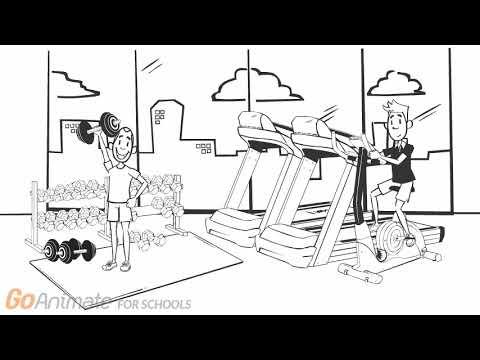 Важность спорта в нашей жизни от Никиты Нохрина