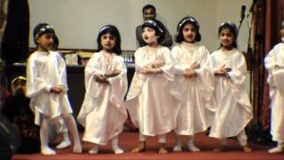 Paithalam Yesuve by Sunday School Students of  St. George Universal Syrian Orthodox Reesh Church.