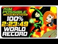 Kim Possible: What's the Switch? - 100% speedrun in 2:23:49 (World Record)