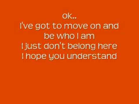 HSM 2- gotta go my own way lyrics