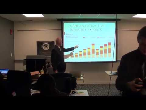 PAN AFRICAN ECONOMY LECTURE DR TIM LYNCH MIT CAMBRIDGE MA APRIL 29 2015