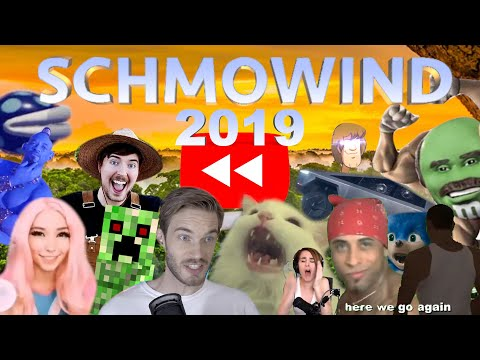 YouTube Rewind 2019, BUT MEMES, So Instead Of Being Bored You're Diving Headfirst Into A Beautiful C