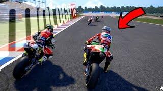 APRILIA MI HA CHIAMATO! Prima Gara MotoGP 18 Carriera Nu Rossi