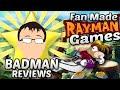Fan Made Rayman Games - Badman