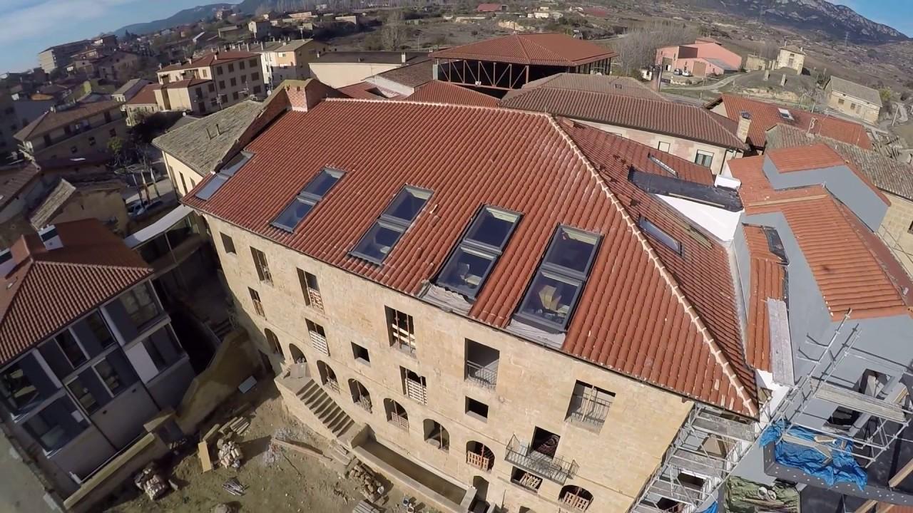 Hotel palacio tond n bri as la rioja espa a youtube for Hotel luxury la rioja