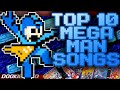 Top 10 Classic Mega Man Music Themes! • [Mega Man May 2016]
