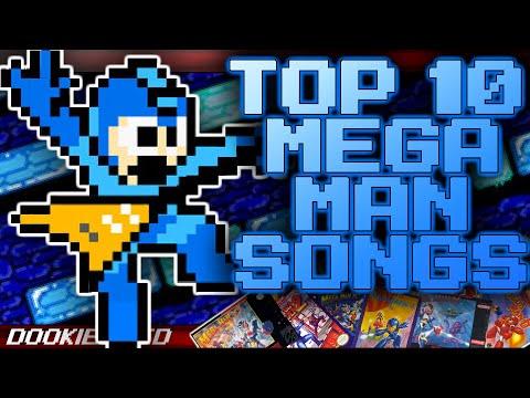 Download Top 10 Classic Mega Man Music Themes! • [Mega Man May 2016]