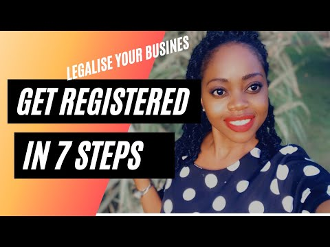 7 Steps to fully register your company In Zambia| Business start ups in Zambia| Zambian youtuber