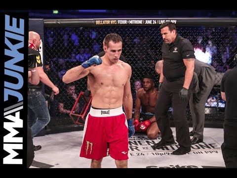 Rory MacDonald to Paul Daley: 'I tapped you out so who's the quitter now?'