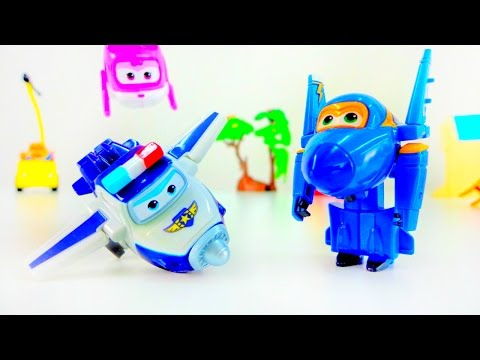 ✈️Super Wings Toys. Super Wings Paul & Super Wings Jerome. Toy Videos For Boys. Игрушки Супер Крылья