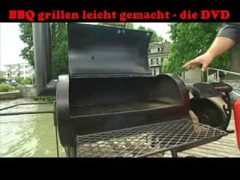 bbq grillen leicht gemacht die dvd youtube. Black Bedroom Furniture Sets. Home Design Ideas