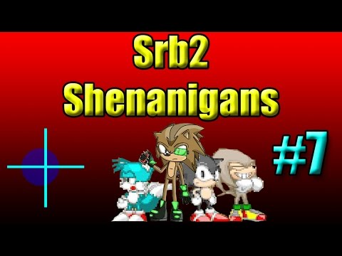 Srb2 Squad Shenanigans - MoTho's and Center view powers (Srb2 Funny Moments)