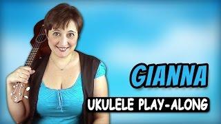 Rino Gaetano - Gianna Ukulele Play-along