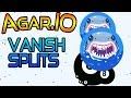 Agar.io - Vanish Split (how to vanishsplit)