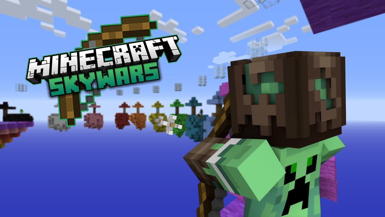CREO QUE SOY HACKER.. | SKY WARS | MINECRAFT PVP - YouTube