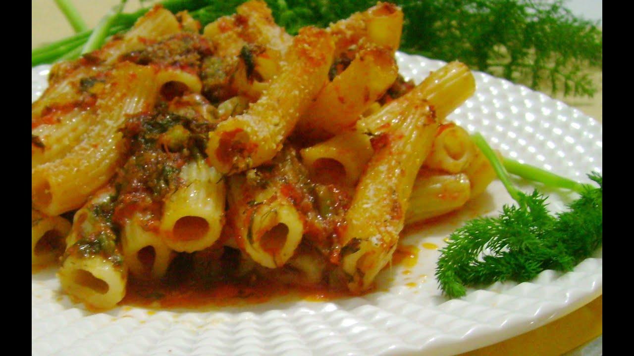Pasta al finocchietto selvatico ricetta ragusana youtube for Spaghetti ricette