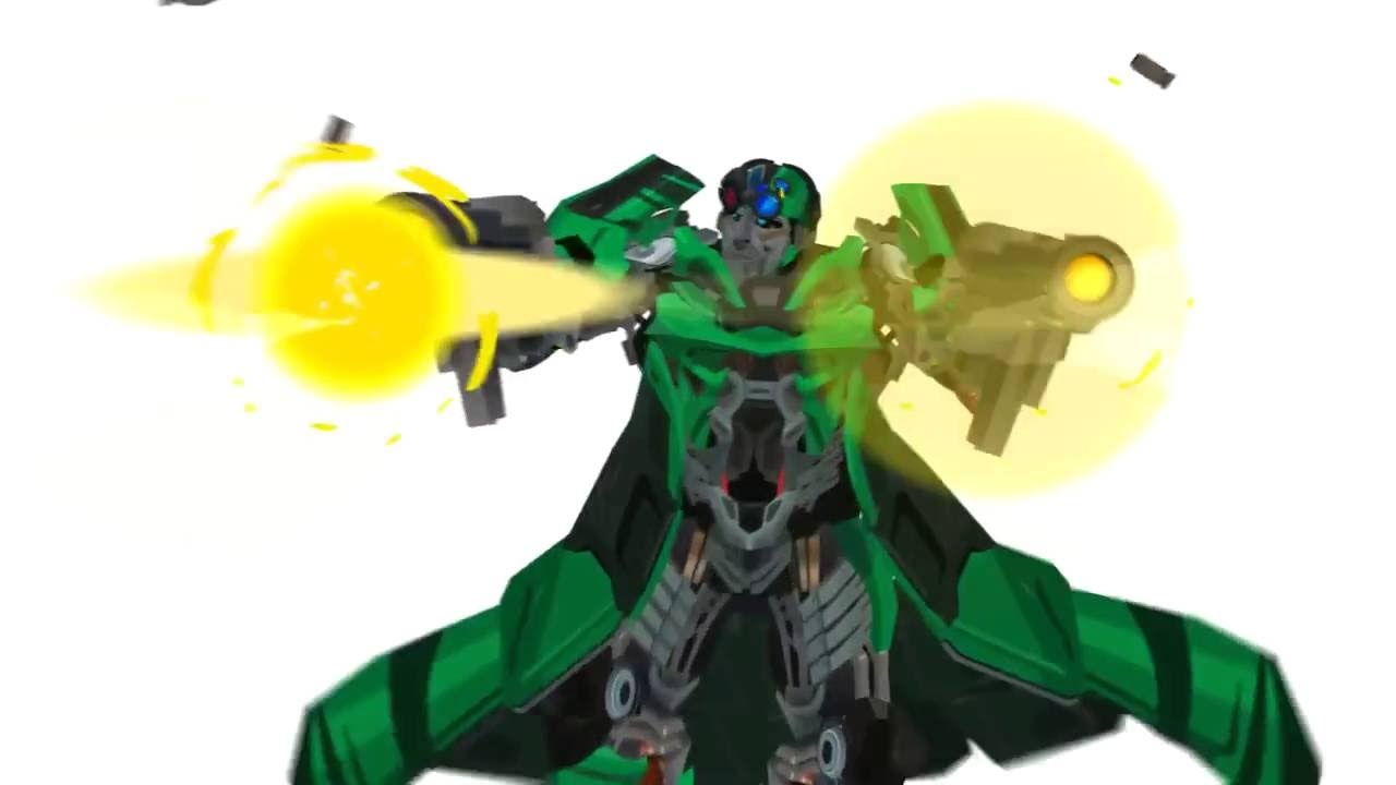 Crosshairs Short Flash Transformers Youtube
