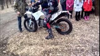 Enduro race Dnepr 02 11 14