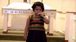 Blessy Ananya Telugu, English, Hindi Christian Songs - UECF