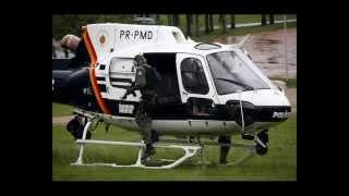 PMDF Bavop Virtual em Operação FSX