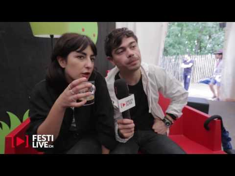 FESTILIVE Paléo 2016 - Les Interviews -  Lilly Wood And The Prick