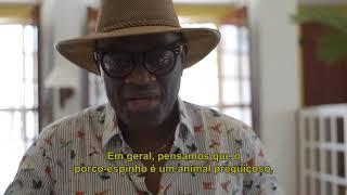 Sobremesa Flip 2018 - Alain Mabanckou