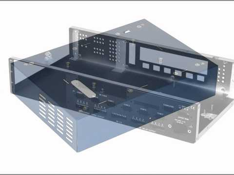 GP Precision Sheet Metal Fabrication - Highlights.wmv
