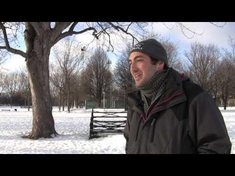 Semaine du Développement International 2010 - Profil de David-Martin Milot