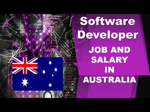 Software Developer Salary In Australia - Jobs And Wages In Australia