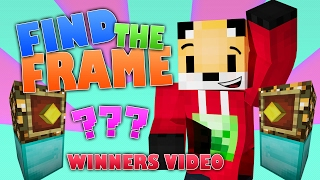 Find The Frame | IRON INGOT | Winners Video [108]