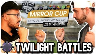 TWILIGHT CUP MATCHES | Mirror Cup | Pokemon GO PVP