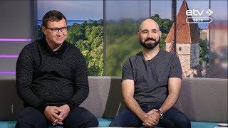 Ведущий ETV+ Артур Тюленев хочет снять фильм по рассказу Пелевина