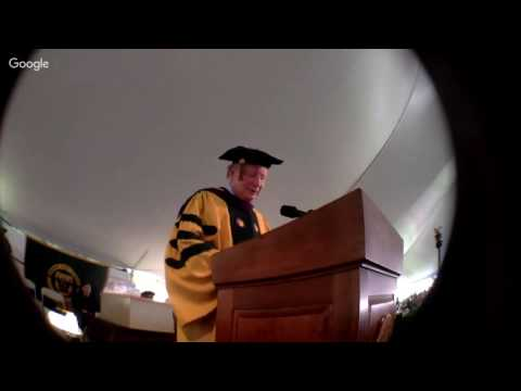 Vermont Law School Commencement 2016