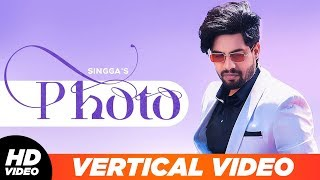 Photo Vertical Lyrical Singga ft Nikki Kaur Tru Makers Latest Punjabi Songs 2019