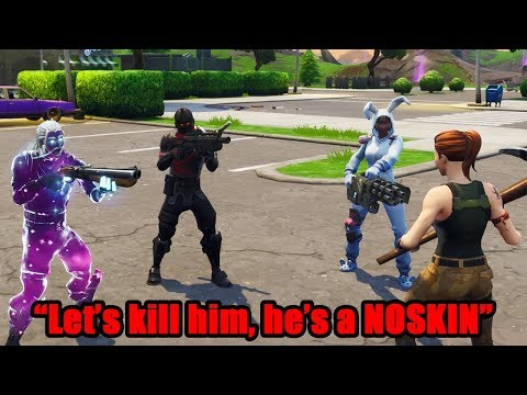 I Pretended To Be A Noob In Playground Then DESTROYED BULLIES - Fortnite