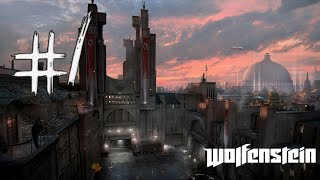 Wolfenstein: The New Order - PC Gameplay (Max Settings) 1080p - Part 1