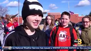 Students Stage Walkout in Support of Teacher Fired for Misgendering a Transgender Girl