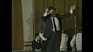 Earliest Avremel footage ever - 1983 (Yossi on guitar)