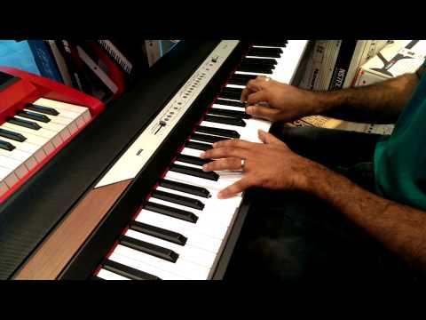 Azhalinte Aazhangalil - Piano Version