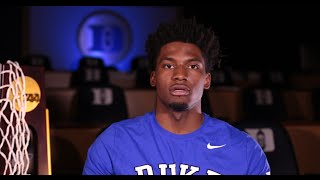 Duke Reflections: Justise Winslow