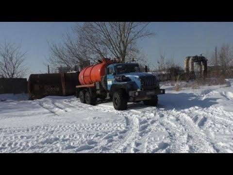 В Уфе водитель нефтяной компании похитил 6 тонн нефти