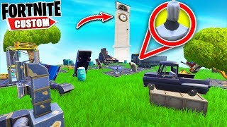 Fortnite 100% INSANE Escape ROOM.. THINK you GOT what it TAKES?! (Fortnite Creative Mode)