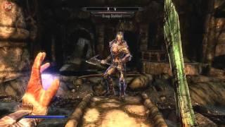 The Elder Scrolls 5: Skyrim Gameplay Part 2 (Rus)