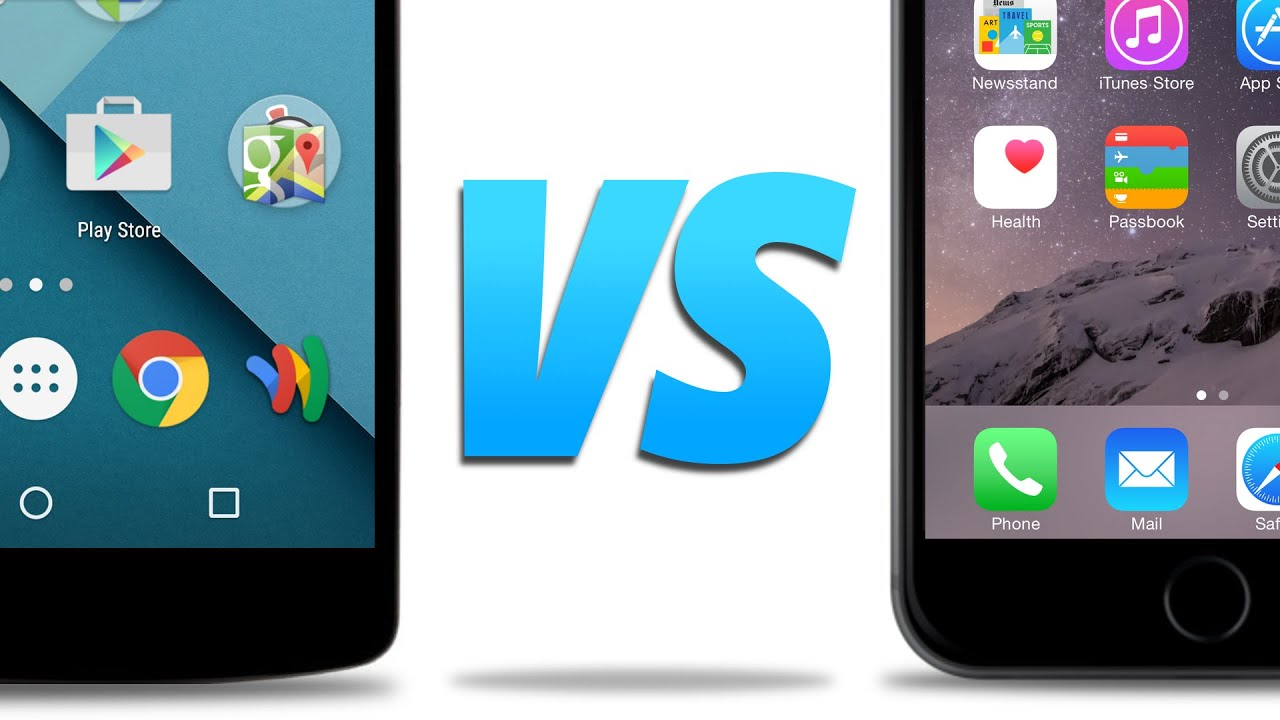 which is better android or iphone 4 reasons why android devices are still better than 2262