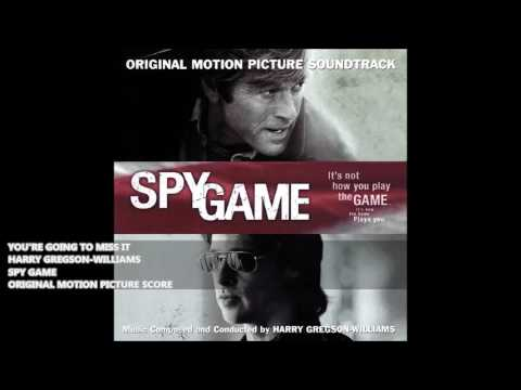 You're Going To Miss It - Harry Gregson-Williams